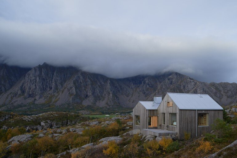 Vega Cottage, Not Far From the Polar Circle (3)