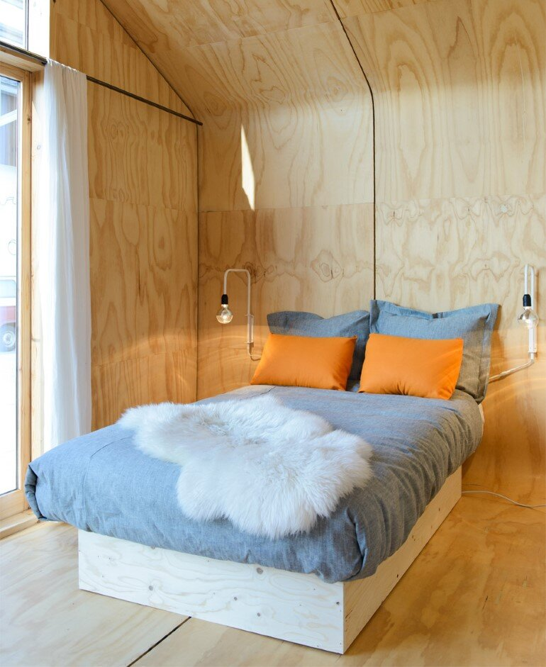 Wikkelhouse is a Special Little House, Made Out of Cardboard (10)