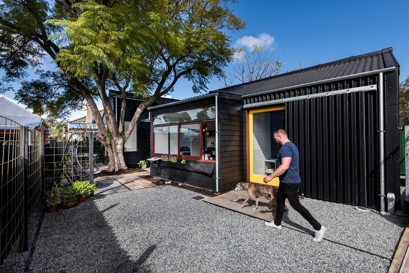 A Successful Experiment in Small Footprint Living - Shed House (1)