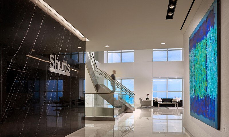 Amicon Construction Completes New Shutts & Bowen Law Office in Miami (10)
