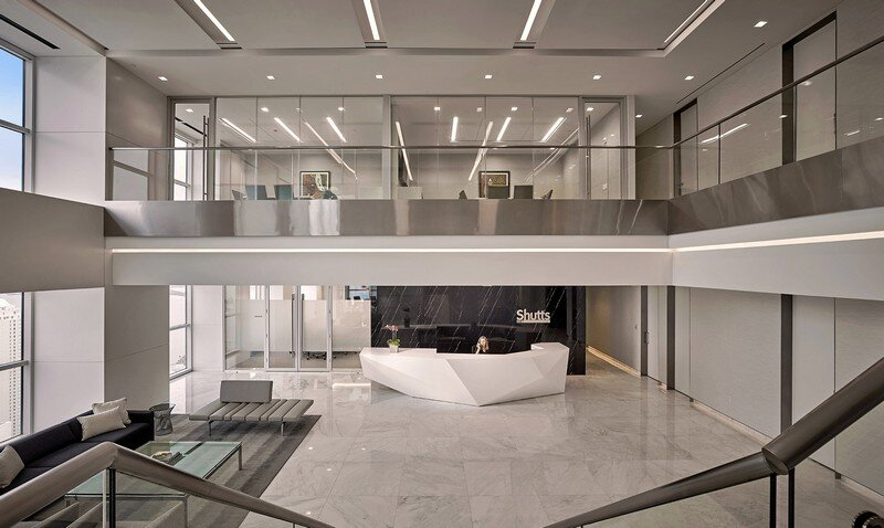 Amicon Construction Completes New Shutts & Bowen Law Office in Miami (12)