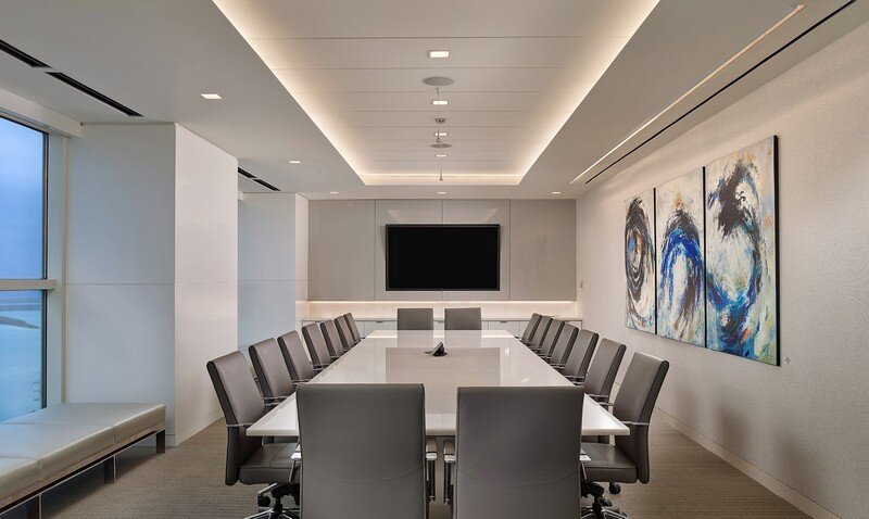 Amicon Construction Completes New Shutts & Bowen Law Office in Miami (4)