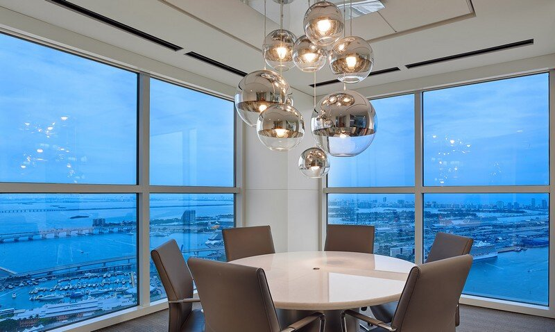 Amicon Construction Completes New Shutts & Bowen Law Office in Miami (5)