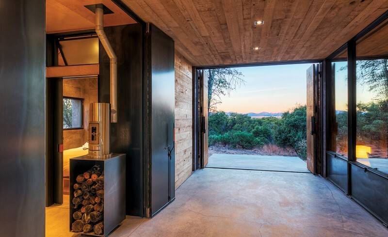 Casa Caldera - Small Shelter in Arizona by DUST (12)