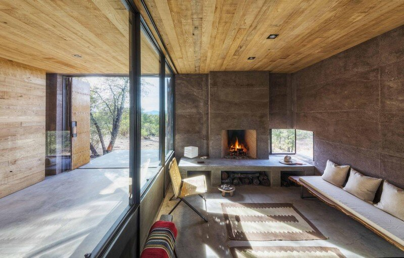 Casa Caldera - Small Shelter in Arizona by DUST (8)