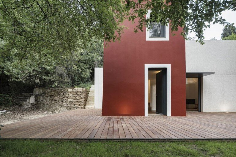 Contemporary Rural House by Cyril Chenebeau (2)