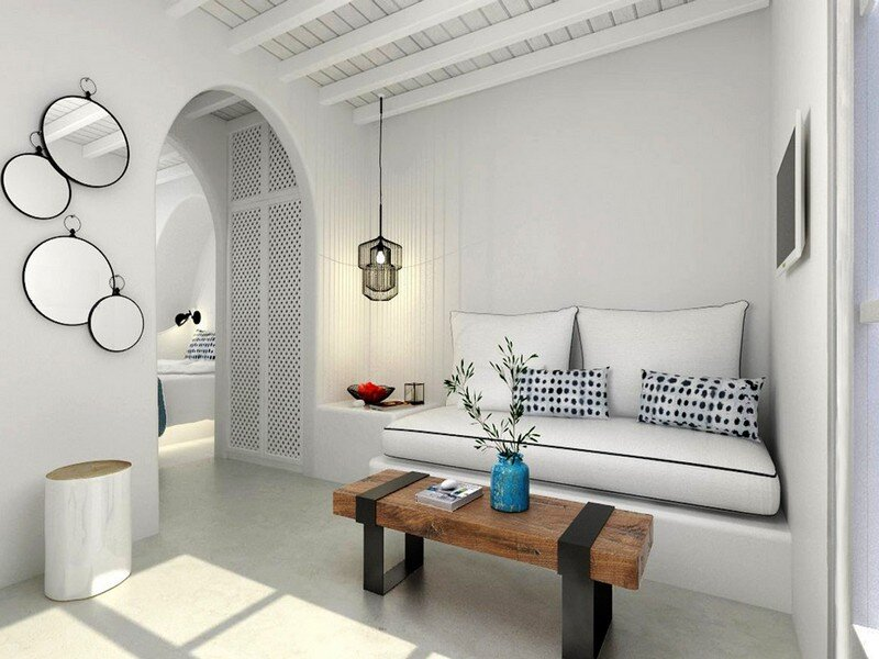 Cycladic House - a Dilapidated Summer Home Renovated by KP Architects (1)