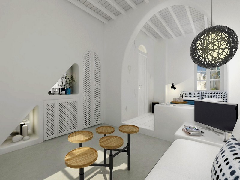 Cycladic House - a Dilapidated Summer Home Renovated by KP Architects (6)