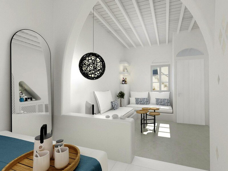 Cycladic House - a Dilapidated Summer Home Renovated by KP Architects (8)
