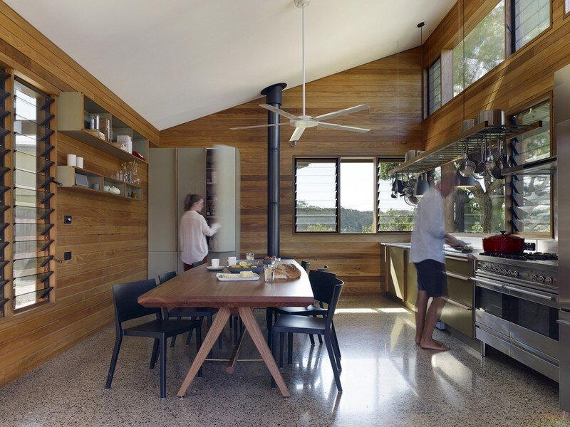 Dogtrot House by Dunn & Hillam Architects (15)