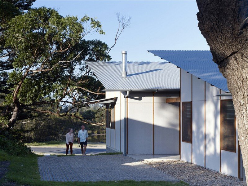 Dogtrot House by Dunn & Hillam Architects (9)