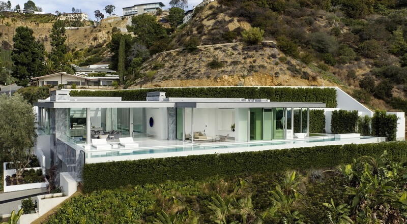 Doheny Residence by McClean Design, Los Angeles (1)