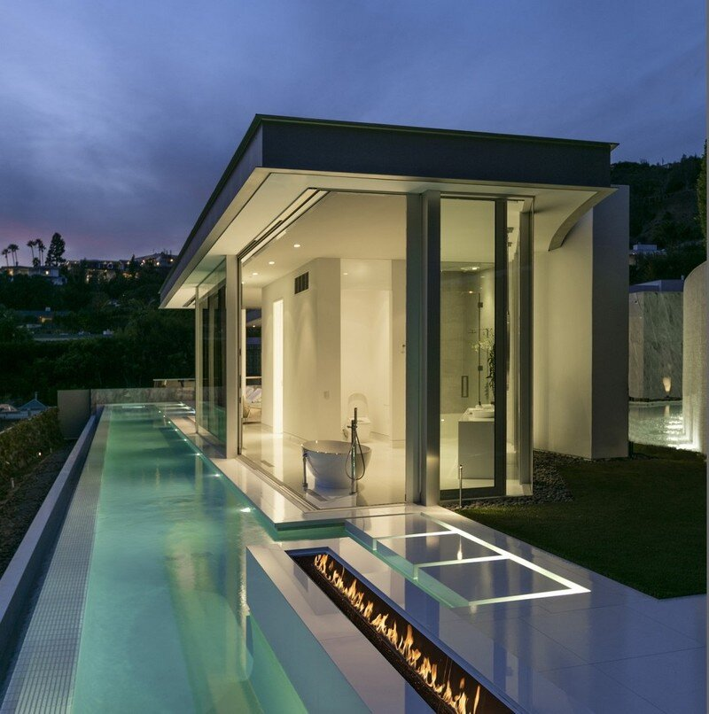 Doheny Residence by McClean Design, Los Angeles (16)