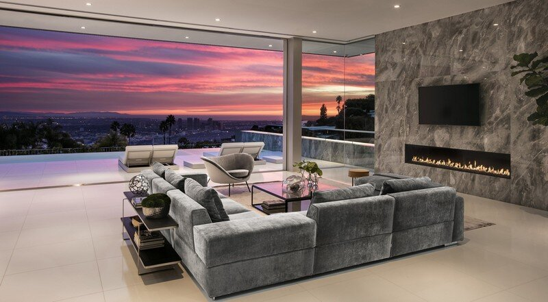 Doheny Residence by McClean Design, Los Angeles (6)