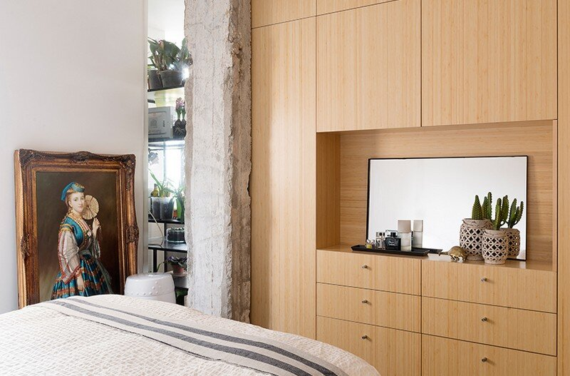 Duplex Apartment in Tel Aviv Fun-ctional Box by K.O.T Project (9)