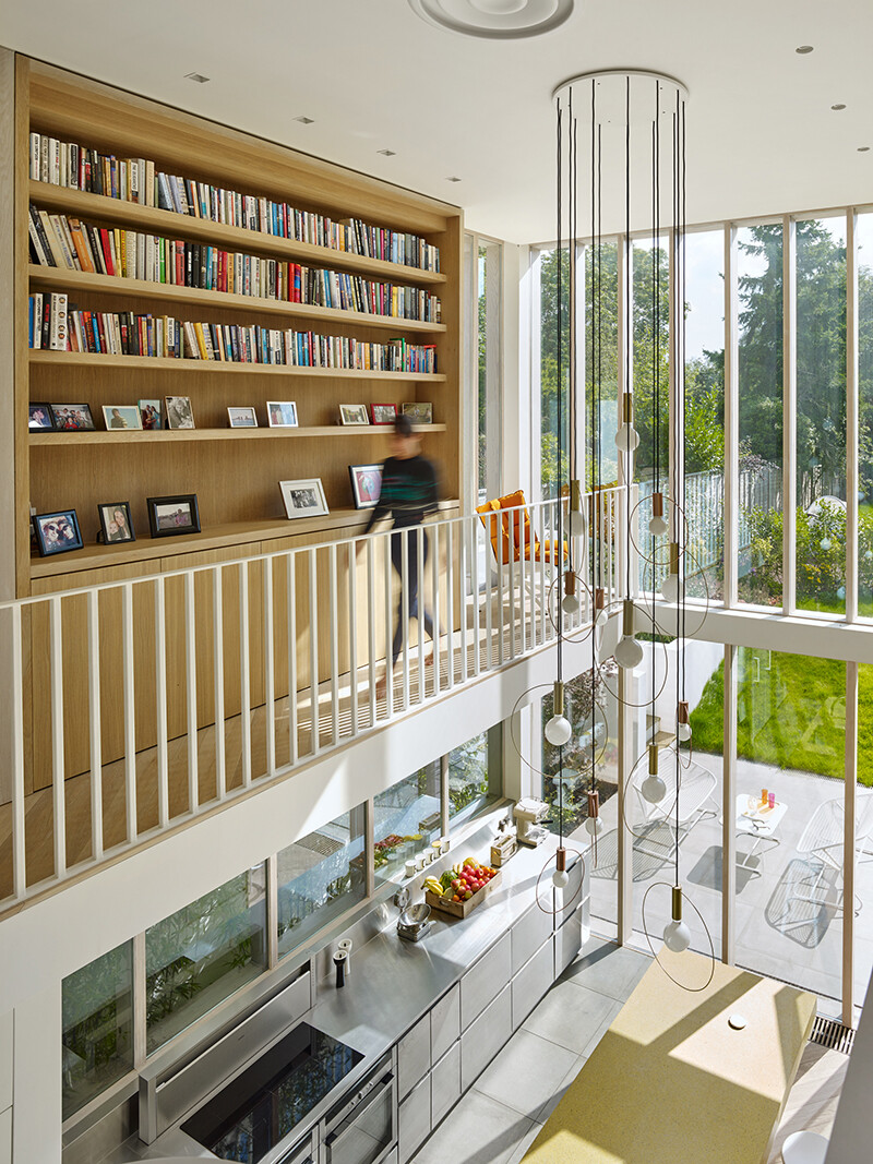 Edwardian Home in West London Andy Martin Architecture (12)