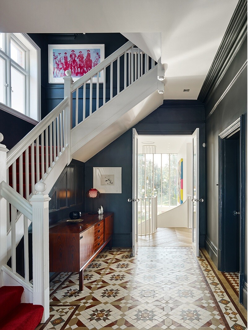 Edwardian Home in West London Andy Martin Architecture (3)