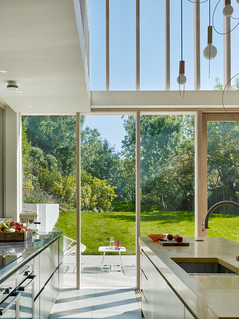 Edwardian Home in West London Andy Martin Architecture (6)