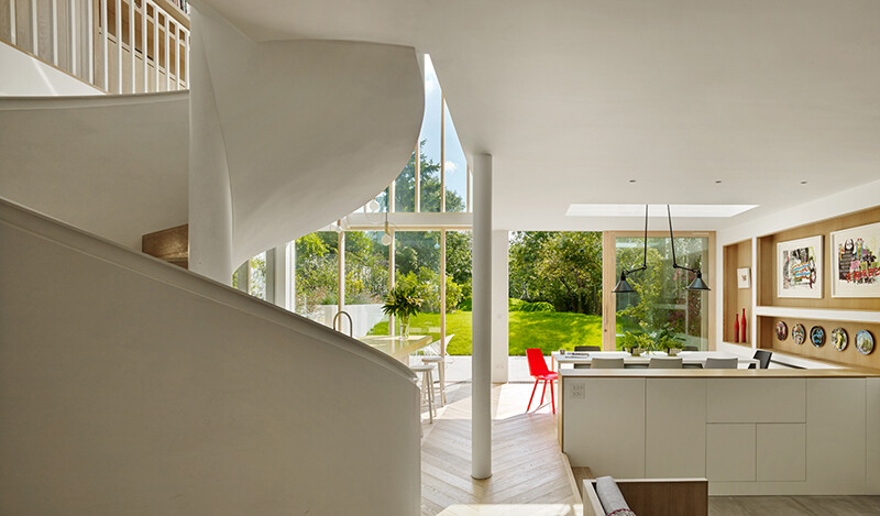 Edwardian Home in West London Andy Martin Architecture (9)