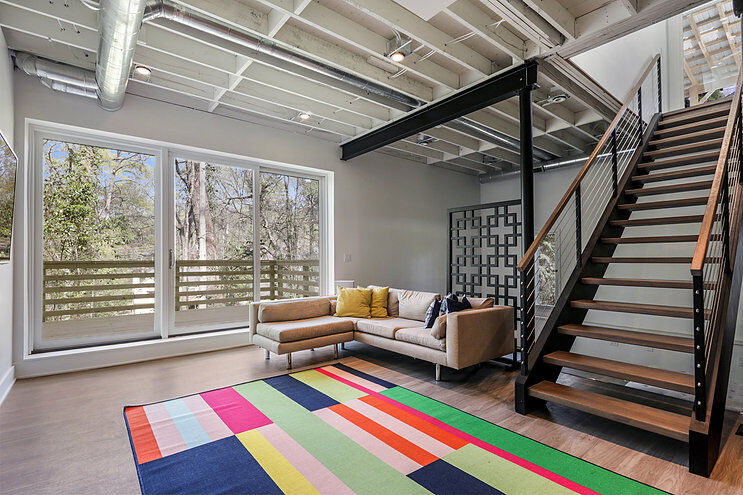 English Cottage-Style Home in Atlanta by Robert Cain (2)