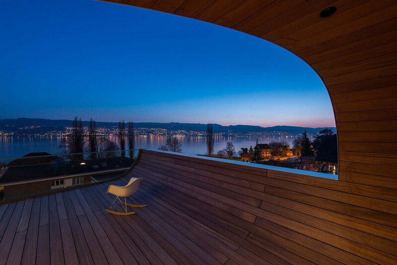 Exclusive Family House with Striking Exterior and Breathtaking Views Across Lake Zurich (14)
