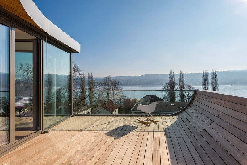 Exclusive Family House with Striking Exterior and Breathtaking Views Across Lake Zurich (17)