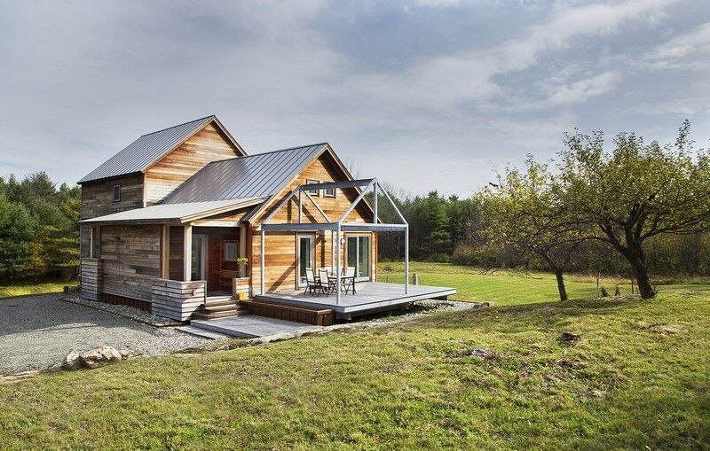 Farmstead Passive House in Vermont for the Modern New England Family (14)