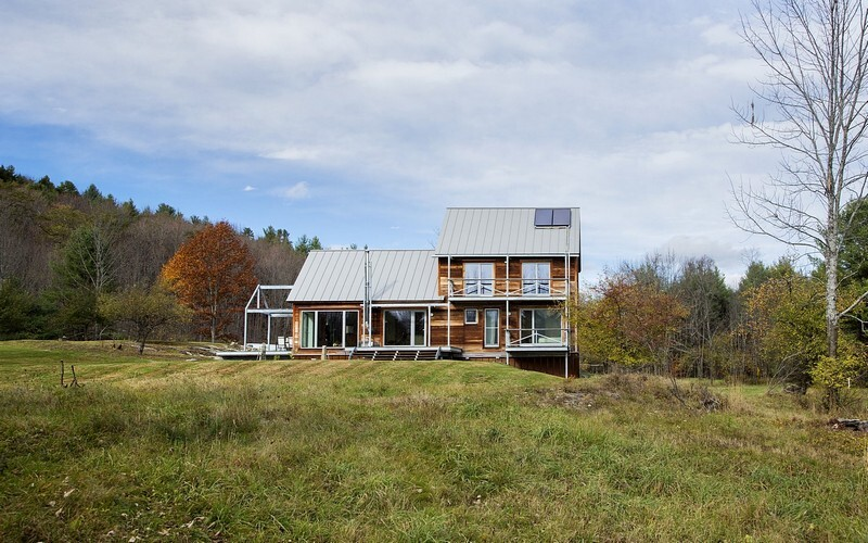 Farmstead Passive House in Vermont for the Modern New England Family (2)