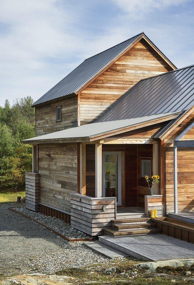Farmstead Passive House in Vermont for the Modern New England Family (8)