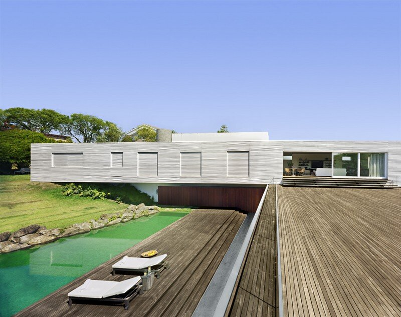 Getaway House in the City of Piracicaba Isay Weinfeld (1)
