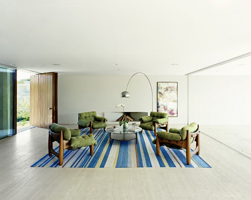 Getaway House in the City of Piracicaba Isay Weinfeld (2)