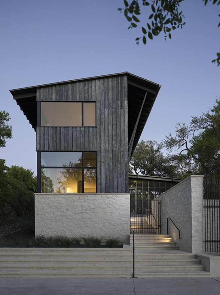 Hillside House by Tim Cuppett Architects (10)
