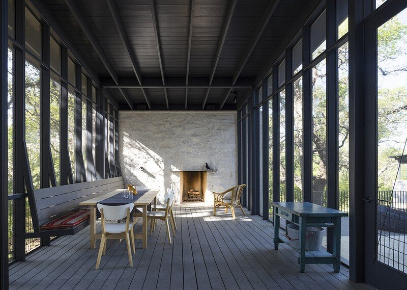 Hillside House by Tim Cuppett Architects (14)