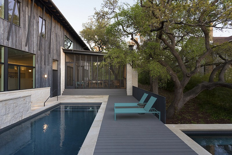 Hillside House by Tim Cuppett Architects (4)
