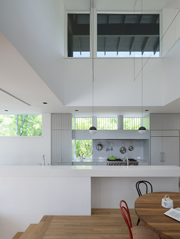 Hillside House by Tim Cuppett Architects (6)