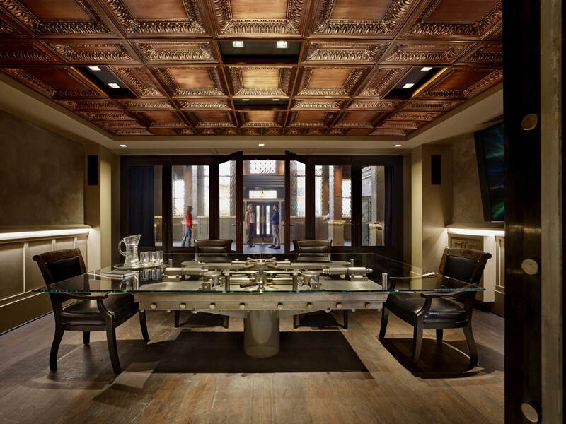 Historic Bank Building Converted into Modern Office Space (4)