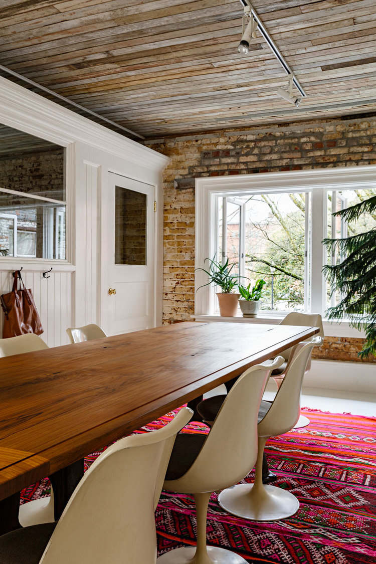 Historic Railway Building Transformed into Office by Jessica Helgerson 5