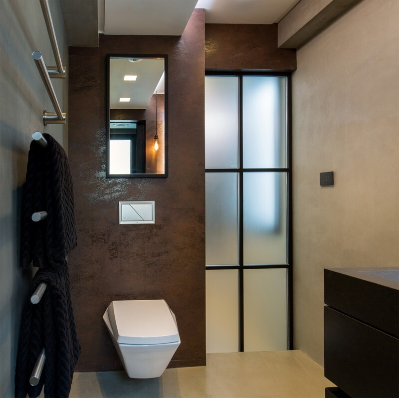 Hong Kong Cramped Flat Converted in a Eco High Tech Rooftop Retreat 8