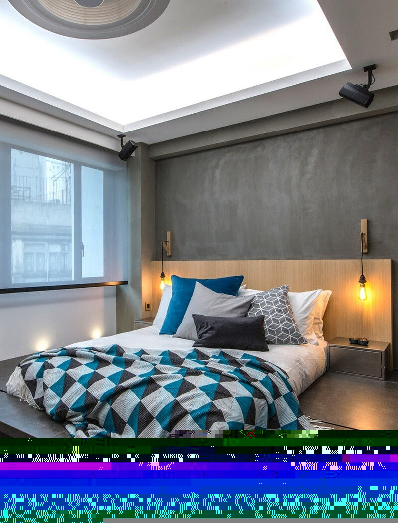 Hong Kong Cramped Flat Converted in a Eco High Tech Rooftop Retreat 5