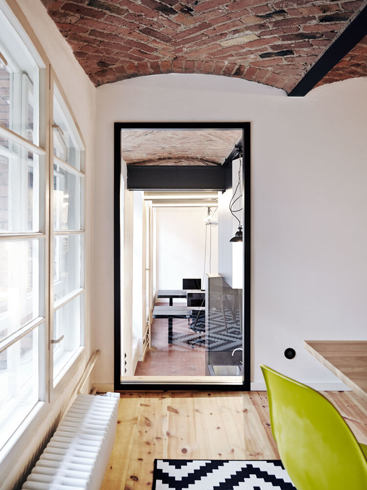 IFUB Studio Has Converted an Old Chocolate Factory in Offices (13)