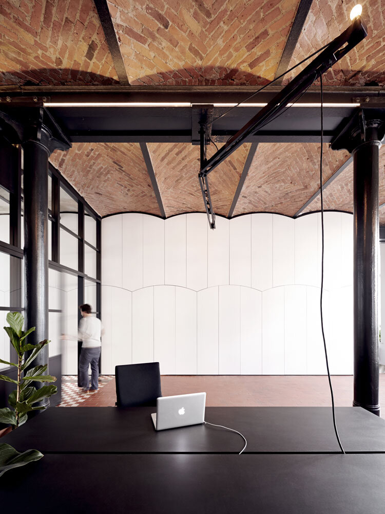 IFUB Studio Has Converted an Old Chocolate Factory in Offices (5)