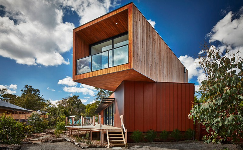 Modular House on the Shores of Port Philip Bay (9)