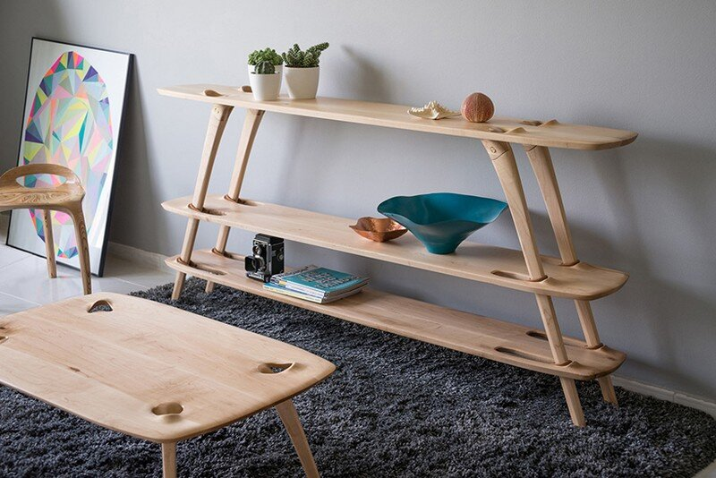 Multi Tier Shelf System by Kalo (1)