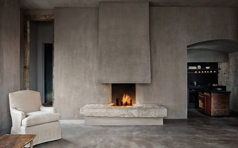 TriBeCa Penthouse Inspired by Wabi-Sabi - The Art Of Imperfection (11)