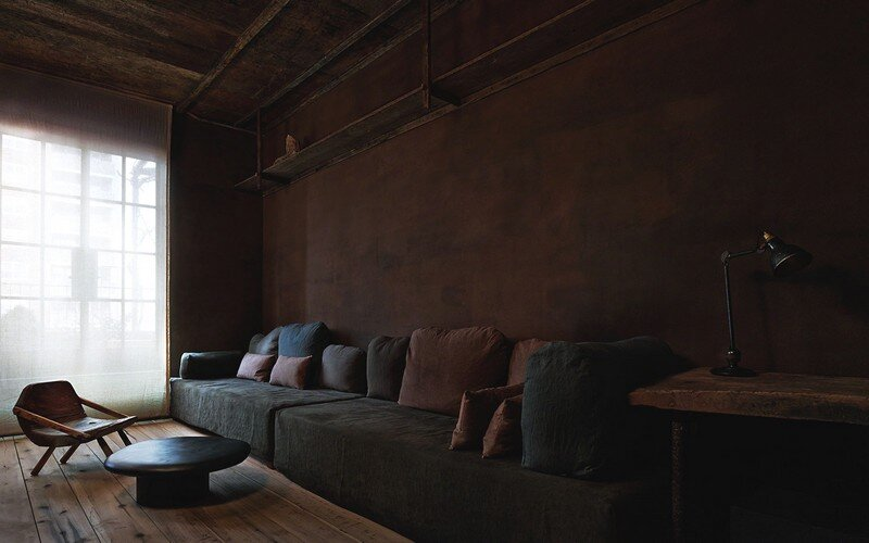 TriBeCa Penthouse Inspired by Wabi-Sabi - The Art Of Imperfection (18)