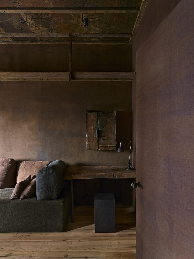 TriBeCa Penthouse Inspired by Wabi-Sabi - The Art Of Imperfection (2)