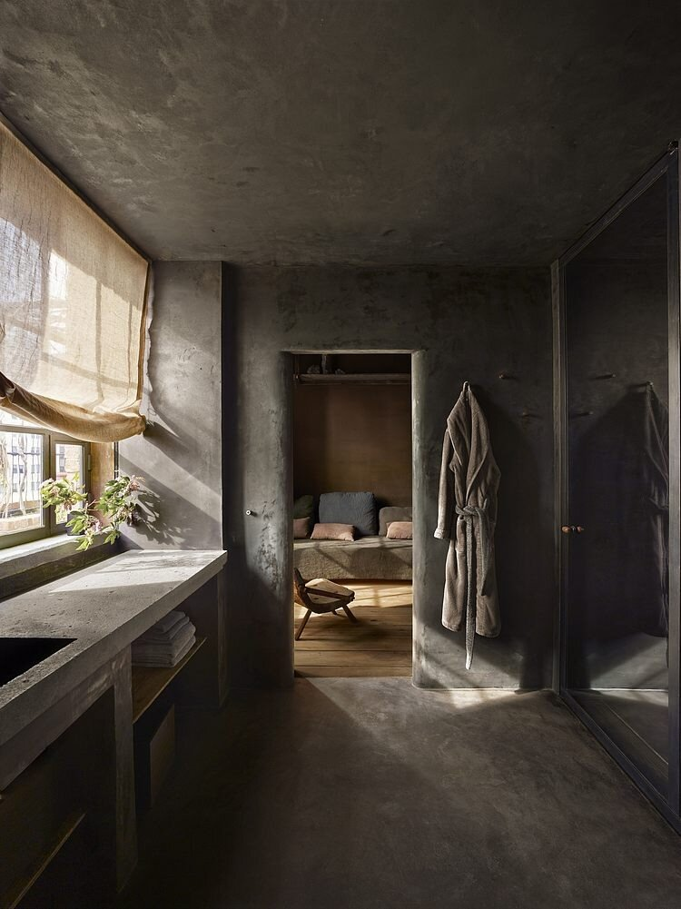TriBeCa Penthouse Inspired by Wabi-Sabi - The Art Of Imperfection (3)