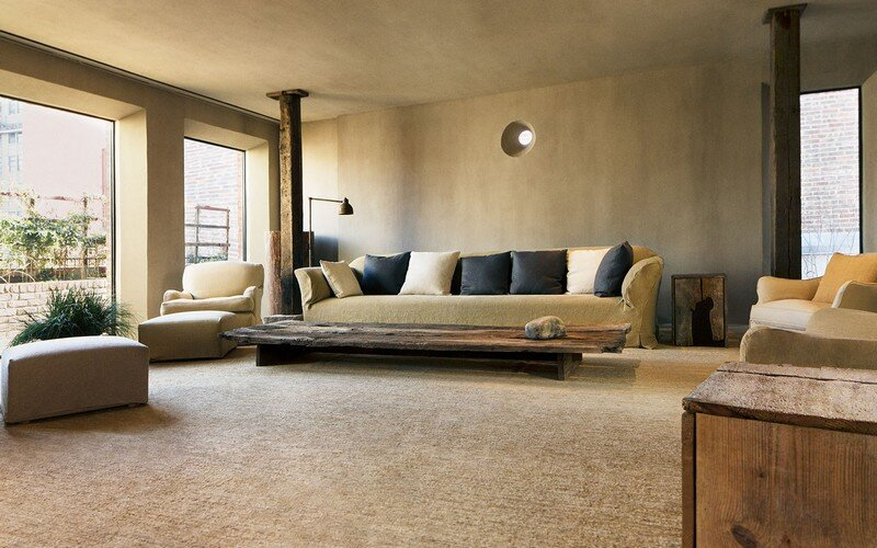 TriBeCa Penthouse Inspired by Wabi-Sabi - The Art Of Imperfection (8)