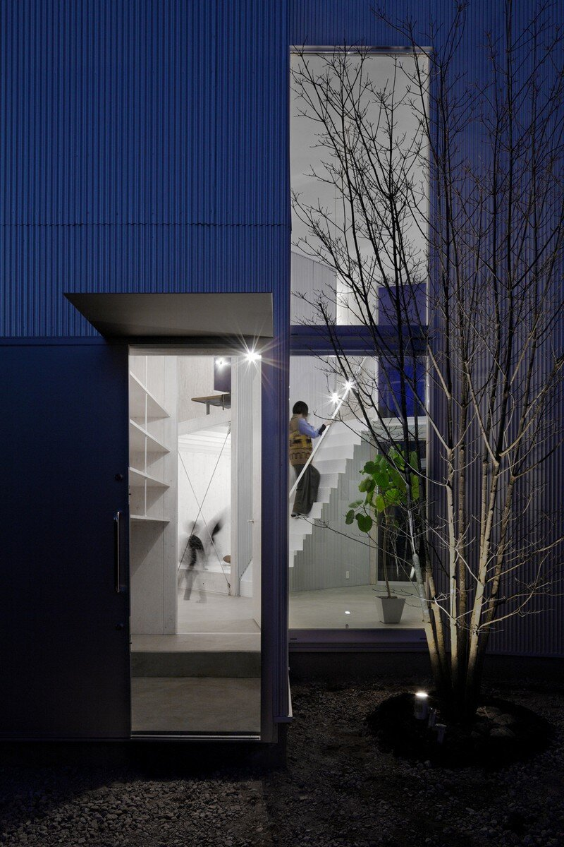 Unfinished House by Yamazaki Kentaro Design Workshop (4)