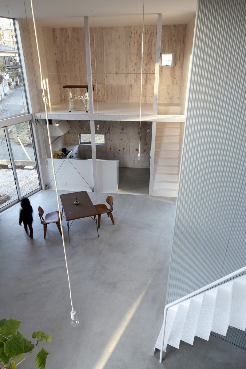 Unfinished House by Yamazaki Kentaro Design Workshop (7)